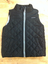Size 3T Layer 8 Girl/'s Packable Reversible Puffer Vest,Silver//Punch