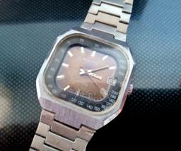 Vintage Rare Poljot watch Tachometer automatic watch 23 jewels men's wri... - $49.99