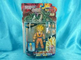 Bandai Dragonball Z Hybrid Action Figure SS3 Super Saiyan 3 Son Gokou Kakarot - $79.99