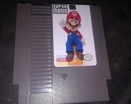 Super Mario 12 Custom English Nintendo NES - $33.25