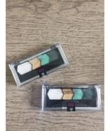 2 x Maybelline Eyestudio Quad Eyeshadow Limited Edition  Shade:  #300 Se... - $12.99