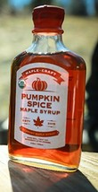 Maple Craft Foods, Pumpkin Spice Vermont Maple Syrup Organic - $17.01