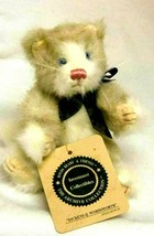 "Boyds Bears ""Dickens Q. Wordsworth"" #5745-03- 5.5"" Plush Cat-  2000 - $12.99"