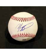 MOOKIE BETTS AUTOGRAPHED SIGNED O.L. BASEBALL Boston RED SOX w/COA & Bal... - $225.00
