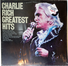 """Charlie Rich """"Greatest Hits""""  Epic Records   PE 34240 - $9.00"""