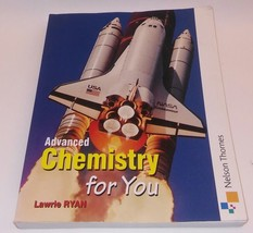 Advanced Chemistry for You by Lawrie Ryan (2014, Paperback) - $19.99