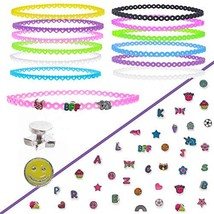 Easy Bracelet Making Kit for Girls, Kids Charms Arts and Crafts for Girl... - $15.58