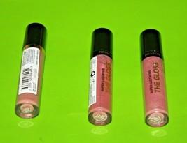 Revlon Super Lustrous Lip Gloss  #301 ;#215 & #203 Lot Of 3 Sealed /New - $15.38