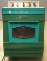 Suzy Homemaker Oven Green Aqua Vintage 1968 De Luxe Topper Toy Works 100... - $23.51