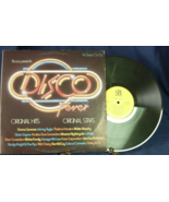 Ronco Presents DISCO FEVER - Various Artists - Ronco R-2180 - Released 1978 - $5.00