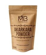 Pure Herbals Akarkara Anacyclus Pyrethrum Root Powder (100gram)- GMP Cer... - $16.87