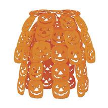 2 Halloween Pumpkin Cascade by Beistle Ceiling Hangings Jack O Lantern - $11.87