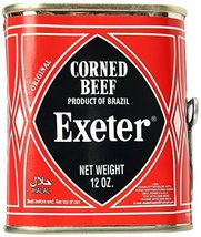 Exeter Corned Beef 1 can 12 oz - $12.99