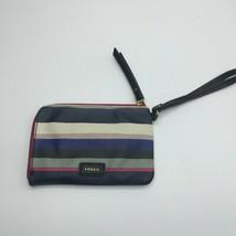 Fossil Stripe Wristlet Bag - $18.81