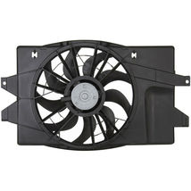 RADIATOR A/C SINGLE FAN CH3115102 FOR 93 94 95 DODGE CHRYSLER PLYMOUTH image 5