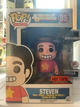 new Funko Pop!  Steven Steven Universe 85 Hot Topic pre-release  - $39.00
