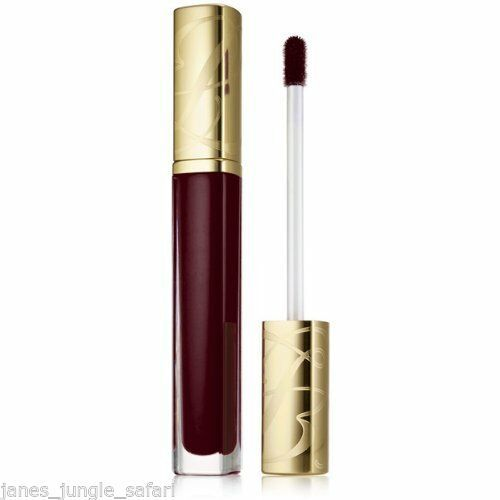 Primary image for Estee Lauder Pure Color High Intensity Lip Lacquer 10 Electric Wine 6ml/0.2oz