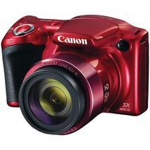 Canon 20.0-megapixel Powershot Sx420 Is Digital Camera (red) - $399.99