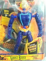 Exploding Ghost Rider Exploding Torso Action Figure ToyBiz 1996 Marvel C... - $19.99