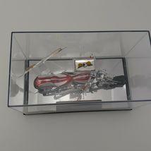 "Von Dutch Kustom (1:18) ""Dragnut"" Red Motorcycle Diecast, by Jada Toys / Loose image 4"