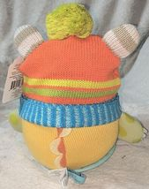 Babyaspen BA11036NA Clyde The Closet Monster Baby Hat And Plush 0 To 6 Months image 6