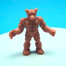 M.U.S.C.L.E. Mattel muscle men wrestling action figure flesh #124 Foxman... - $9.85