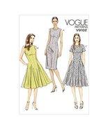 Vogue Patterns 9102 E5 Sizes 14/16/18/20/22 Misses Petite Dress by Vogue... - $15.68