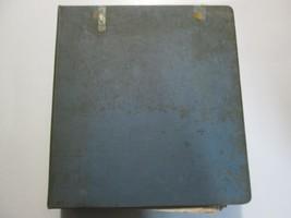 1972 Ford Technique Bulletins Usinage Oem Manuelle Set Livre Liant Editi... - $198.70