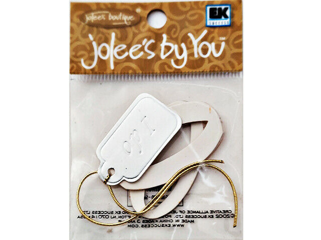 Jolee's by You Wedding Bands Stickers #JJFCO32B