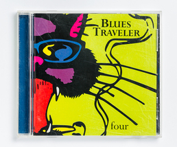 Blues Traveler - Four - $4.15