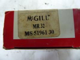 McGill MR 32 / MR32 Needle Roller Bearing Open New image 2