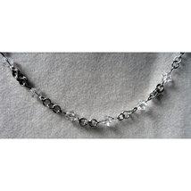 Crystal Beaded Chain Bracelet image 2