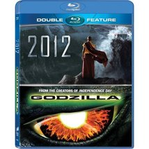 2012 / Godzilla (Double Feature) [Blu-ray]
