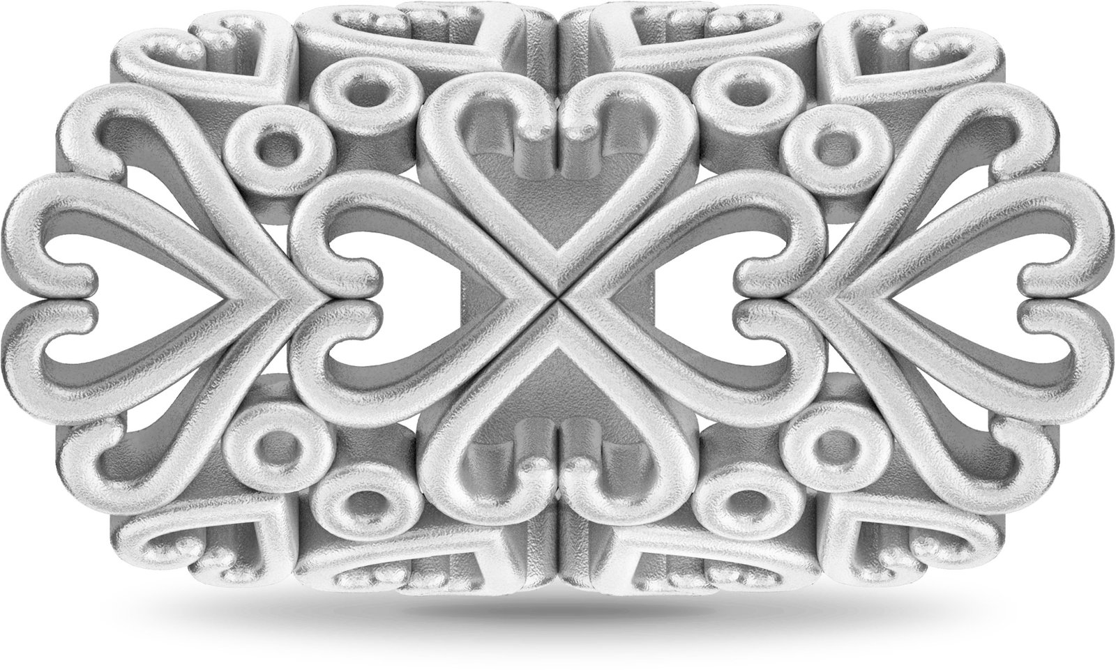 Endless Jewelry 41405 Million Heart Blossom Silver Charm