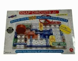 Elenco Snap Circuits Jr. SC-100 Electronics Exploration Kit Over 100 Pro... - $17.00