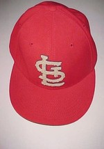 St. Louis Cardinals MLB NL Cooperstown Adult Red Unisex Cap Hat One Size... - $22.27