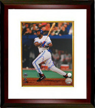 Joe Carter signed Toronto Blue Jays 16x20 Photo Custom Framed- MLB Hologram (199 - $148.95