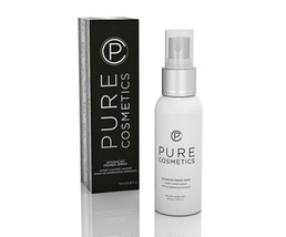 Pure Cosmetics Hydrating Advanced Primer Spray Awakens Restores Makeup - $22.99