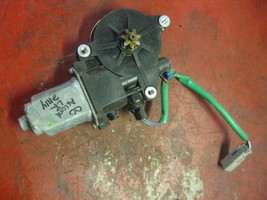 98 99 02 01 00 Honda accord oem drivers side left rear power window motor - $12.86