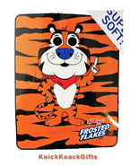 Loungefly Kellogg's Frosted Flakes Tony the Tiger Plush Throw - $25.00