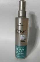 Schwarzkopf Sea Salt Beach Look Texture Spray With Sea Salt.  200 Ml. - $36.00
