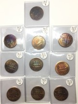 1837 Hard Times Token Gallery Mint Uniface Restrike R5 Only 75 Minted 86... - $94.05