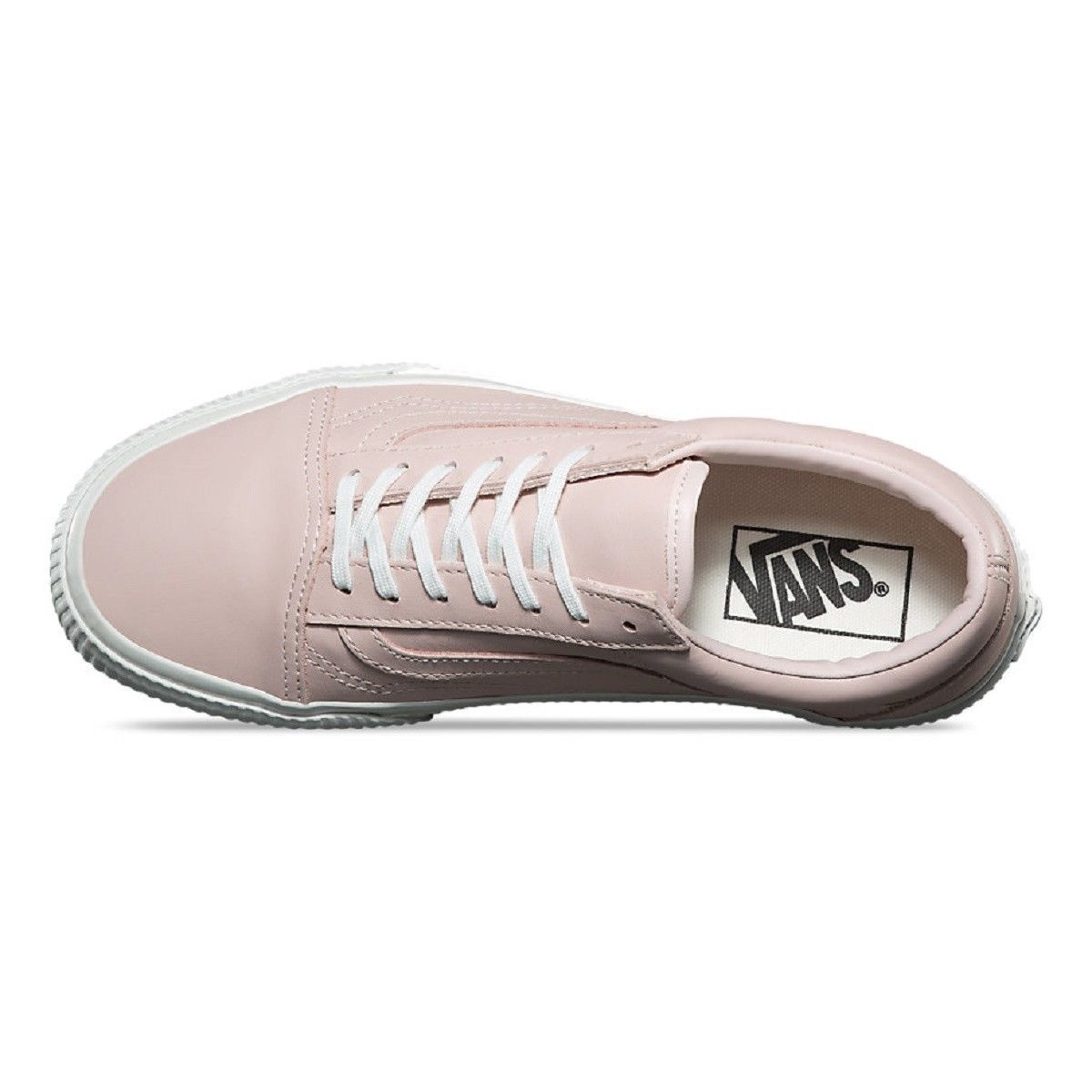 Vans Old Skool (Embossed Sidewall) Sepia Rose Mens 8.5 Womens 10