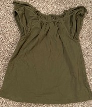 Carter's Toddler Girl Green Shirt/Blouse *SIZE 4T* - $7.43