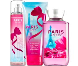 Bath & Body Works Paris Amour Trilogy Set - $39.15