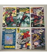 Lot of 12 Spectacular Spider-Man (1976 1st Series) from #180-231 VF Very... - $39.60