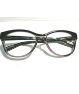 Guess by Marciano GM232 BLK Glasses Frames Cat Eye Clear Gray Black 53-17-135 - $35.63