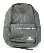 Weatherproof Terrain Black Daypack Backpack NWOT - $32.18
