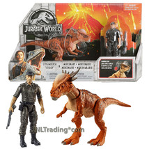 Year 2017 Jurassic World 6 Inch Long Dinosaur Figure STYGIMOLOCH with Me... - $29.99