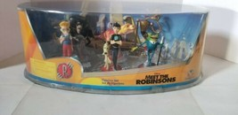 Disney Store Meet The Robinsons Figurine Set of 6 Age 3+ Sealed in Plastic Box - $59.39